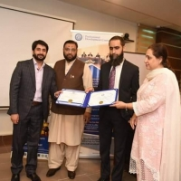 "Institute of Financial Markets of Pakistan has successfully completed its first batch of ""Diploma of Capital Markets"" at NUST Professional Development Centre, Islamabad in Feb, 2019"